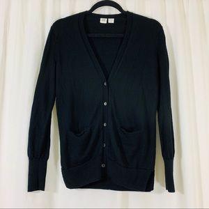 GAP | Merino Wool Classic Button Front Cardigan |